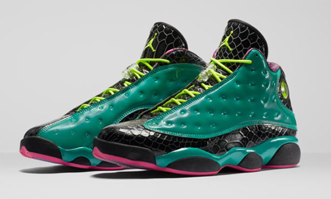 air jordan 13 retro db doernbecher 2015 releases