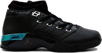 Air Jordan 17 Low Black Chrome 2002 Release Date