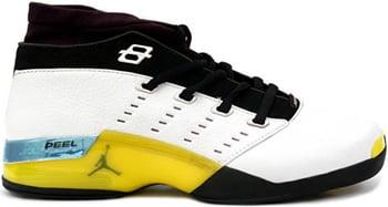 Air Jordan 17 Lightning 2002 Release Date