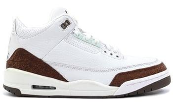 Air Jordan 3 Mocha 2001 Release Date