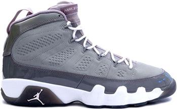 Air Jordan 9 Cool Grey 2002 Release Date