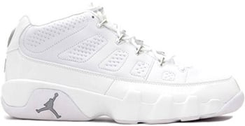 Air Jordan 9 Low White Chrome 2002 Release Date