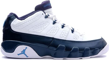 Air Jordan 9 Low White Blue Pearl 2002 Release Date