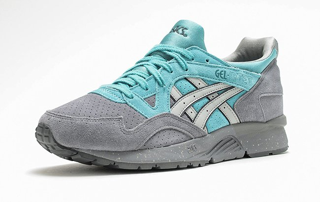 Asics Gel Lyte V Diamond Grey Latigo Bay