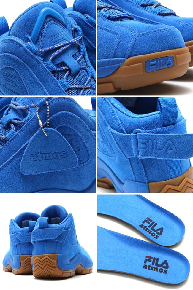 atmos Fila Gum Royal Blue