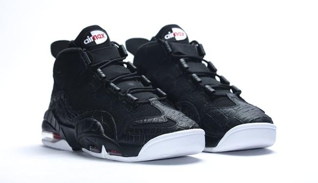 Black Croc Nike Air Max Sensation