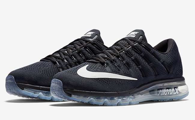 Black Nike Air Max 2016