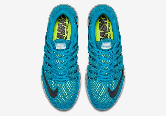 Blue Lagoon Nike Air Max 2016