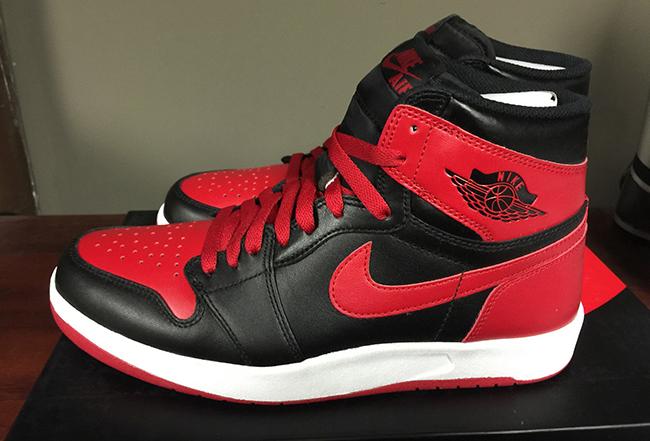 Bred Air Jordan 1.5