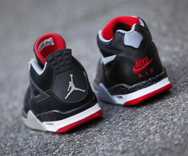 Bred Nike Air Flight 89