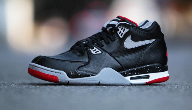 Nike Air Flight 89 Bred | SneakerFiles