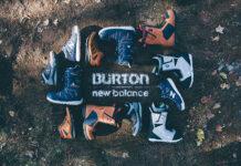Burton New Balance 710 Snowboarding