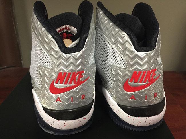 Buy Jordan Air Spike 40 Fire Red