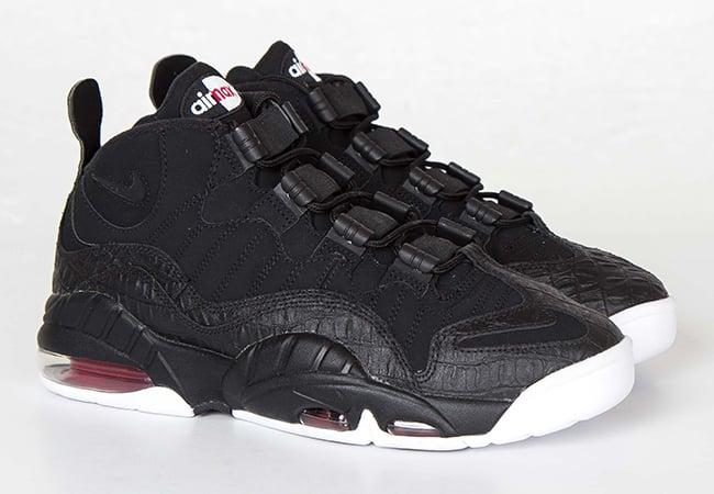 c8ed347e47 Nike Air Max Sensation Black Croc | SneakerFiles