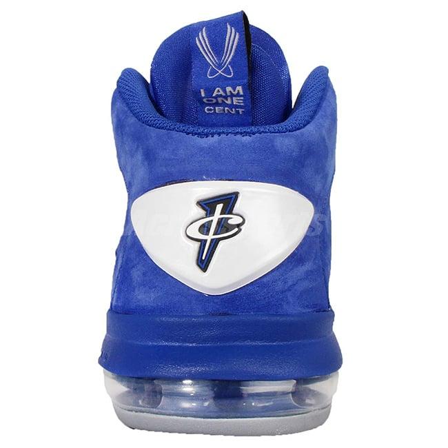 Buy Nike Air Penny 6 Royal Blue Suede