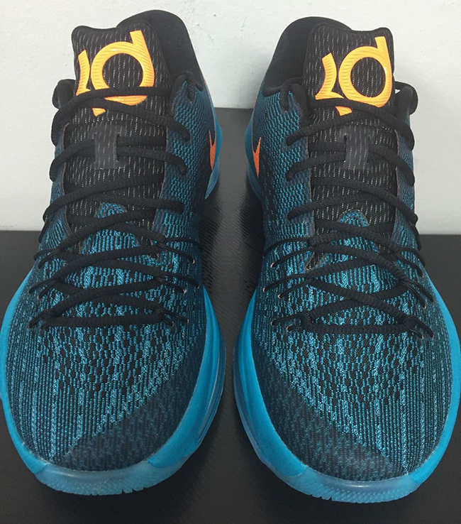 Buy Nike KD 8 OKC Thunder