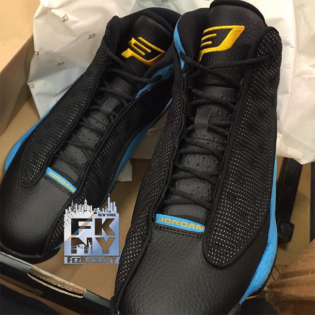 CP3 Air Jordan 13 2015