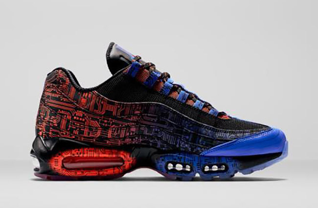 DB Nike Air Max 95 2015 Jacob