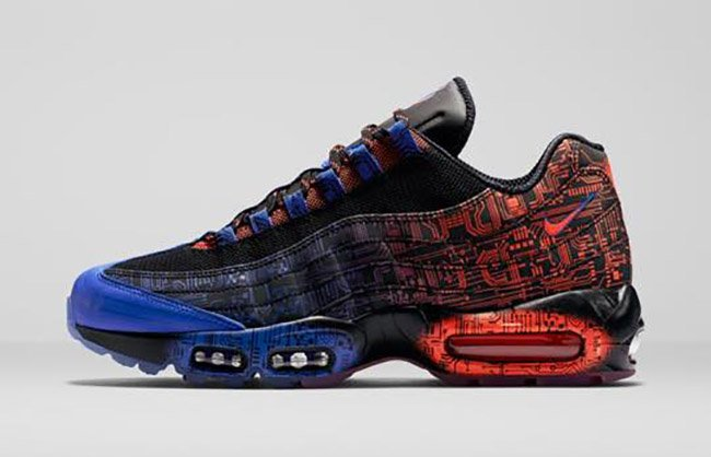 designer fashion buy online best wholesaler Nike Air Max 95 Doernbecher Jacob Burris | SneakerFiles