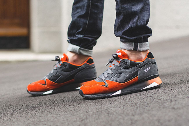Diadora 7000 Premium Castle Rock Orange