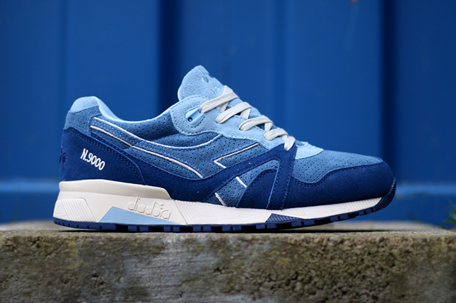 Diadora N9000 Moonlight Blue