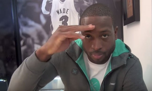 Dwyane Wade Interview Li-Ning WoW 4