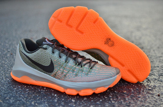 Nike KD 8 Easy Euro Release