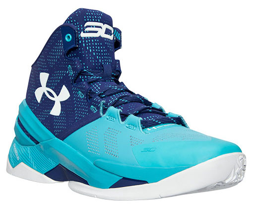 Father to Son Under Armour Curry Two