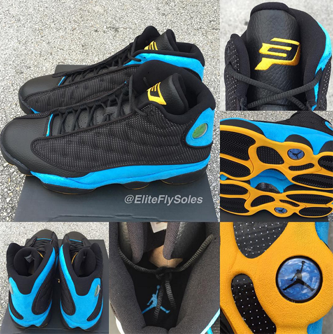 Hornets Air Jordan 13 Chris Paul
