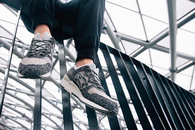INVINCIBLE Asics Gel Lyte III Formosa On Feet