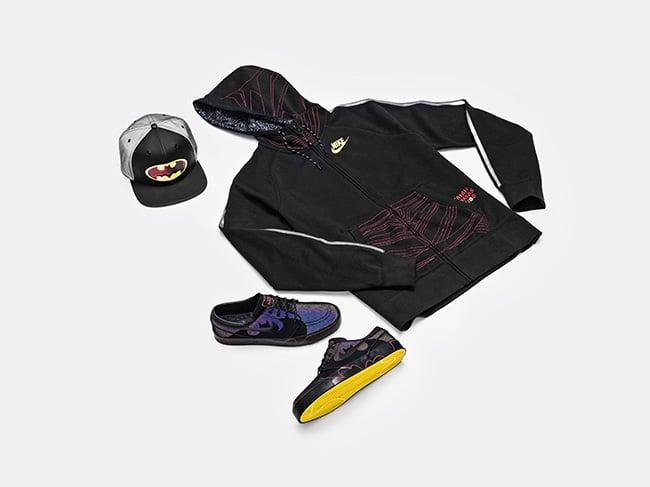 Isaiah Neumayer Grubb Nike SB Stefan Janoski Doernbecher