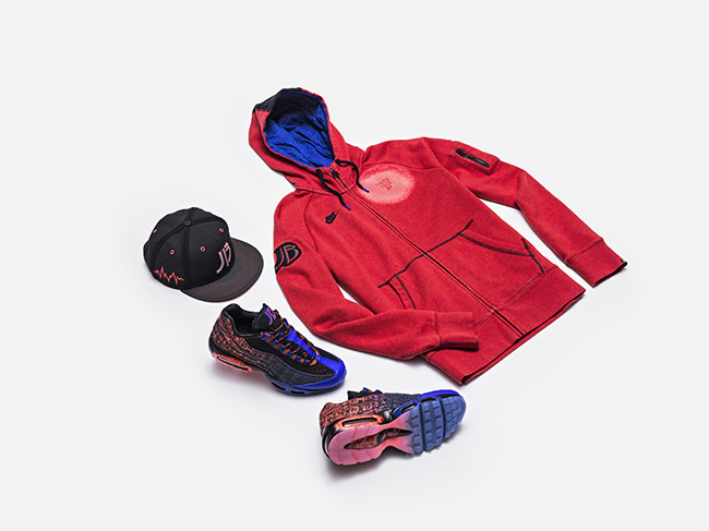 Jacob Burris Nike Air Max 95 Doernbecher