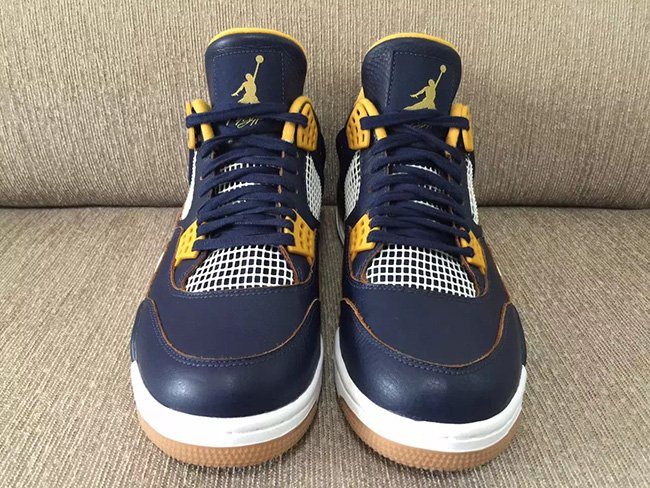 Jordan 4 Dunk From Above