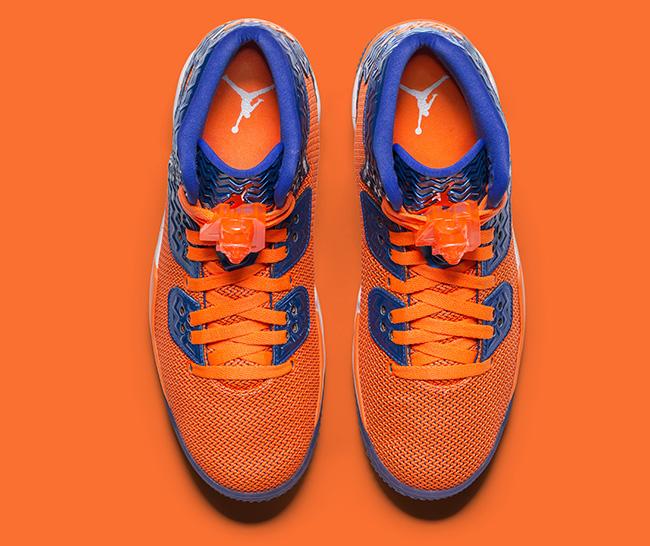 Jordan Air Spike Forty Total Orange