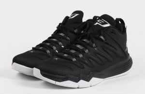Jordan CP3 9 Black Metallic Silver Anthracite