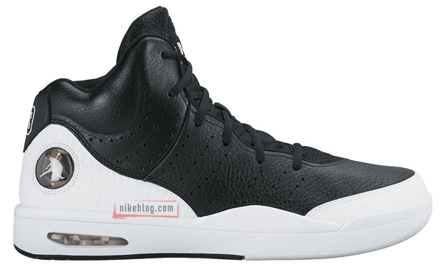 Jordan Flight Tradition Black White