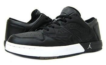 Jordan Nu Retro 1 Black White 2002 Release Date