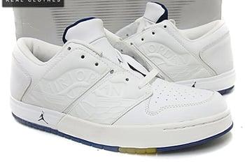 Jordan Nu Retro 1 White Navy 2002 Release Date