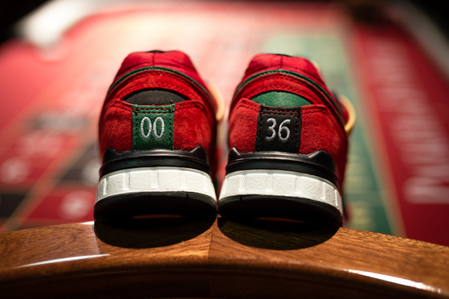 Packer Shoes Just Blaze Saucony Grid SD Casino