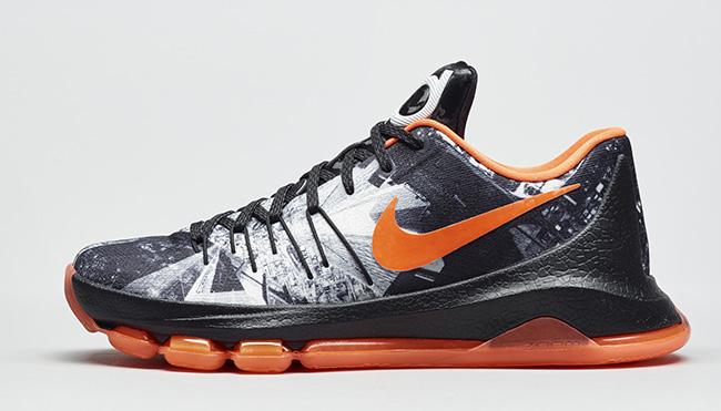 KD Opening Night Nike Basketball