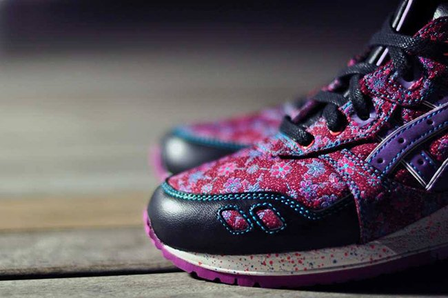 Limited EDT Asics Gel Lyte III Miss Joaquim