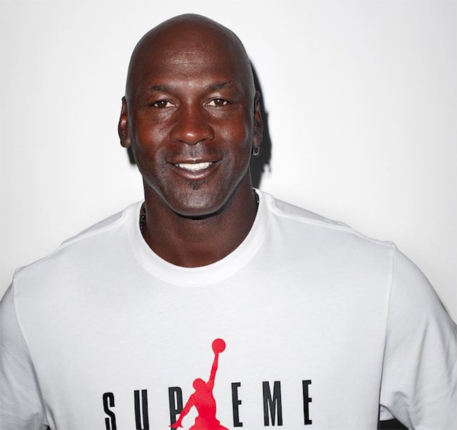 Michael Jordan Supreme Shirt