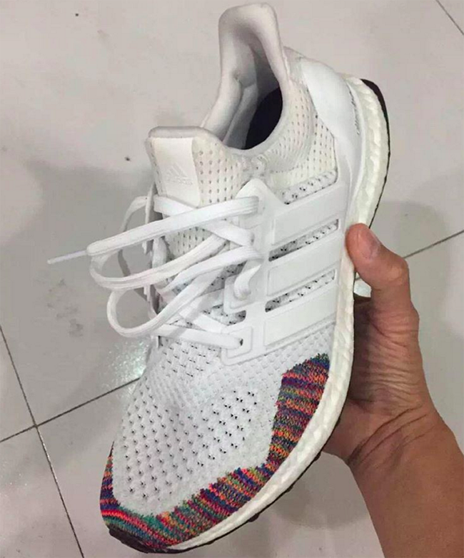 Adidas Ultra Boost Lacing