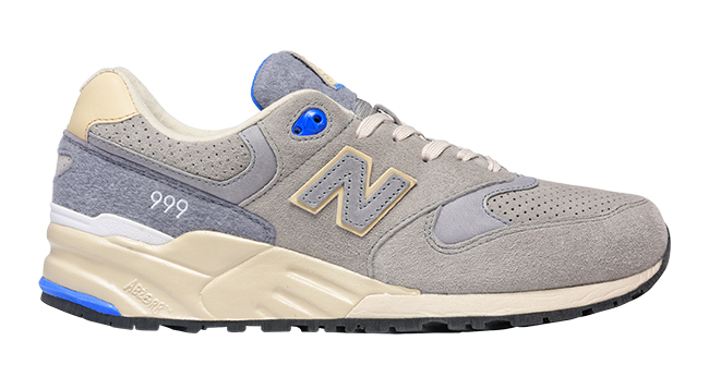 New Balance 999 Elite Edition Wooly Mammoth Pack