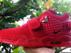 Red October Nike Air Cruz