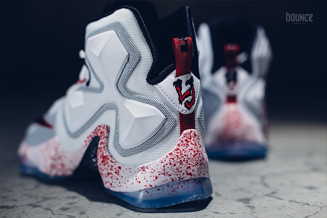 New Nike LeBron 13 Friday the 13th