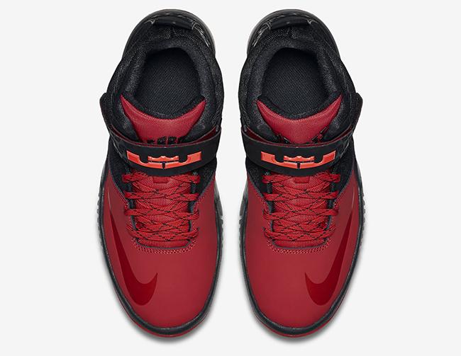 Nike Air Akronite Black Red