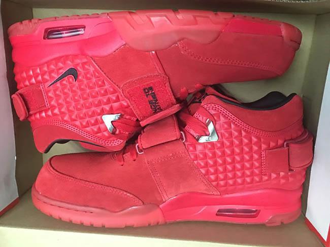 Nike Air Cruz Red Released
