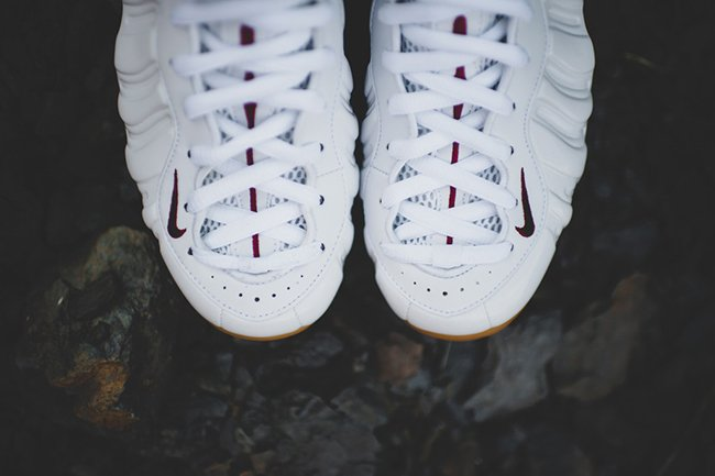 Nike Air Foamposite Pro White Gucci Releasing