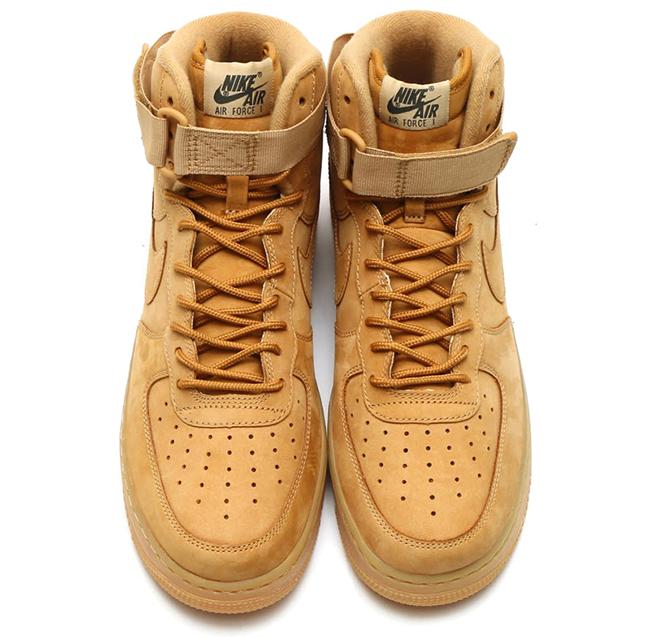 Nike Air Force 1 High 07 LV8 Wheat Release Date